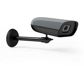 3D model Home Security Accessory Camera