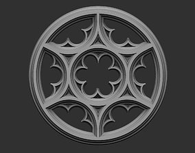 Gothic Tracery 3D print model