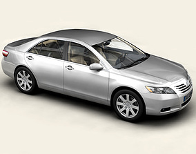 Toyota Camry 2007 3D model