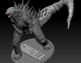 Godzilla - 20cm 3D print model toys