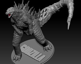 3D print model Godzilla - 20cm
