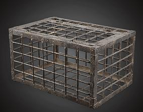 MVL - Dungeon Ground Cage - PBR Game Ready 3D model