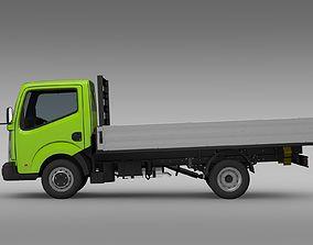3D model Nissan Atlas Chassi Tipper 2015