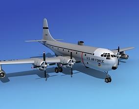 Boeing KC-97 Stratotanker USAF 1 3D