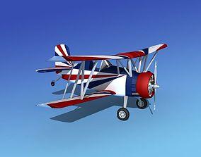 Grumman G-164 AgCat V17 Sport 3D