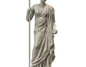 Hera sculpture 3D model