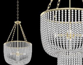 3D chandelier Jacqueline