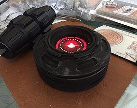 3D print model Star Wars Rogue One Rebel Explosive 3