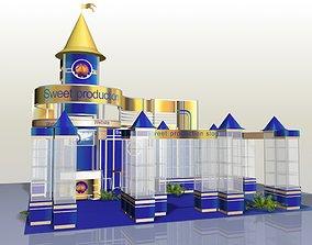 Sweet Expo 01 3D model