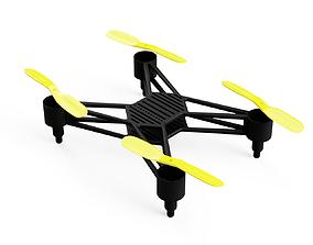 Body Drone Skeleton 3D print model