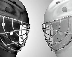 Goalie mask 3D