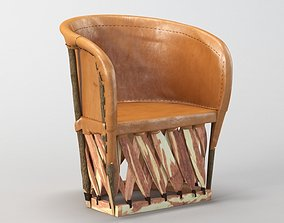 3D model Equipal Chair