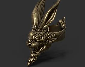 3D print model Hare Cyber