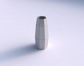 Vase Bullet with huge plates 3D print model