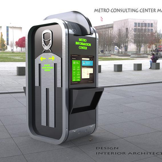 metro ticket information