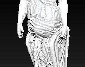 woman corbel 3D print model
