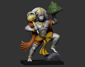 3D printable model Hanuman Ji Idol
