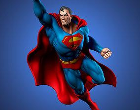3D printable model Superman Classic