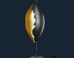 POSTKRISI MALAGOLINA table lamp by catellani and 3D model