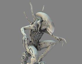 creature Alien Xenomorph 3D Print Model
