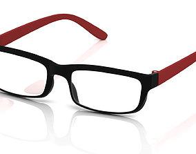 binocular Eyeglasses for Men and Women 3D printable model