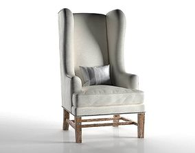 Halden Chair 3D model