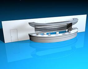 3D model Reception