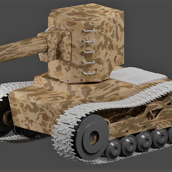 kv 2 russian battle tank