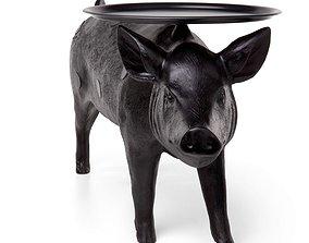 PIG TABLE 3d print model 3D model
