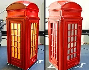 Phone Booth 3D printable model