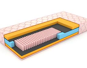 mattress Mattress 3D model