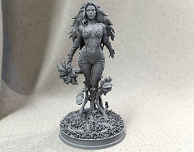 Poison Ivy - Dc Comics 3D print model