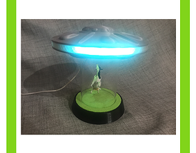 UFO Lamp for 3d-print