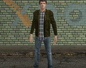 3D asset Rory -Man