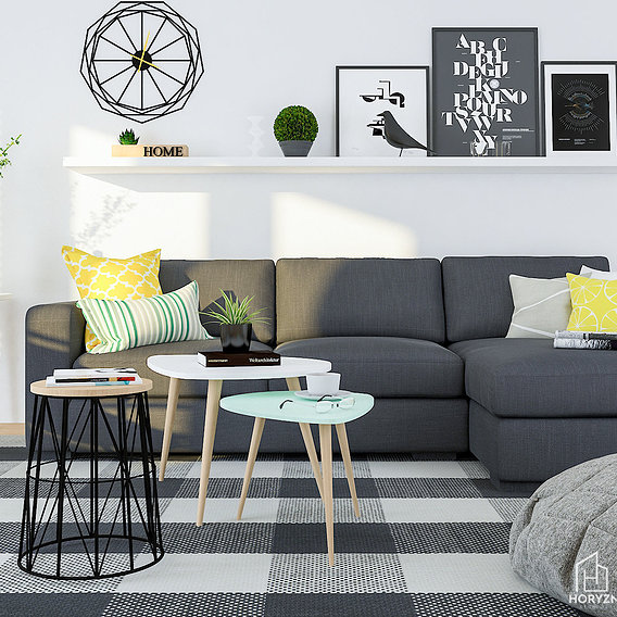 Yellow Style Living