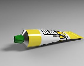 3D Glue tube