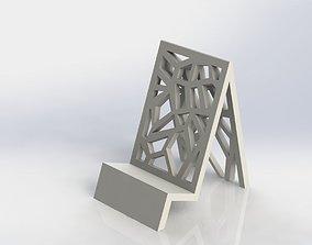 Glass Phone Holder 3D print model