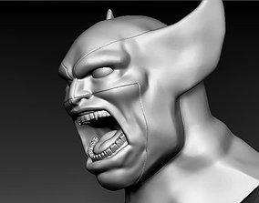 wolverine lobezno 3D print model coleccionista