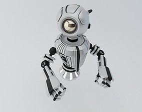 Robot MNR-120 3D asset