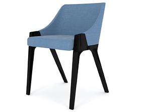 Calia Guest Chair by Gunlocke - 3ds Max