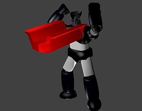 3D Mazinger Z