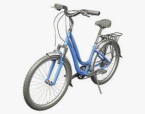 Bicycle 01 3D model