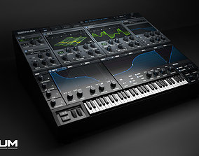 Serum Synthesizer Model