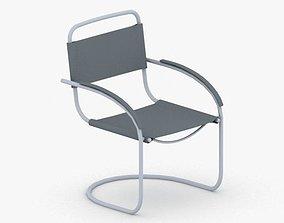 3D asset 1244 - Office Chair