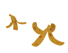 Bananas rest 3D model