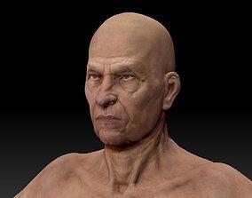 3D Male body 03