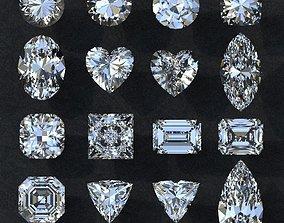 Diamond collection 3D