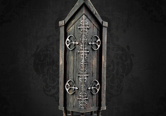 Vanishing Cabinet - Harry Potter 3D print model
