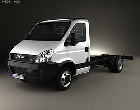 Iveco Daily Single Cab Chassis L1 2011 3D