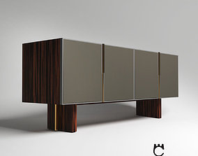 Fine Collection Cabinet 180B from Paolo Castelli 3D model